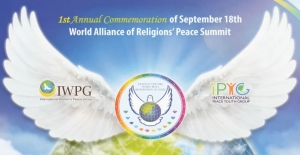 HWPL held the World Alliance of Religions Peace Summit (WARP) in South Korea