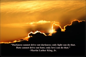 peace quotes - martin luther 1