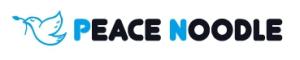 Peacenoodle logo.