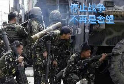 要反恐,靠和平使者李万熙manheelee (3)