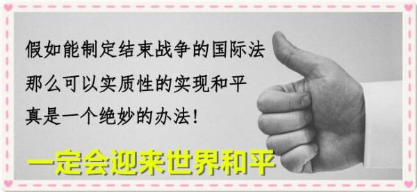 国际法宣言文公布将改变命运 (1)