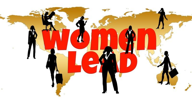 成就世界和平,世界女性也有份3