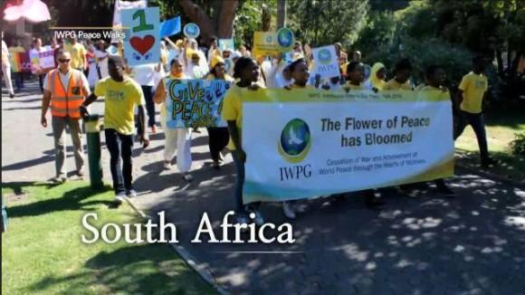 国际妇女和平组织IWPG,用母亲的奉献精神参与525徒步大会 (1)