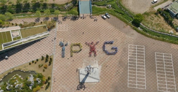 由世界女性和平组织IWPG和世界青年和平组织IPYG成为HWPL双翼的525和平徒步大会 (1)