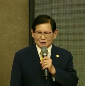 Peace Advocate Man Hee Lee, Mindanao philippines
