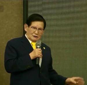 Peace Advocate, Man Hee Lee, Mindanao philippines, Man Hee Lee Speech