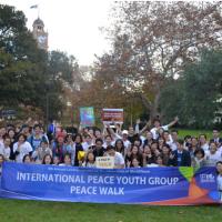 天上文化世界和平光复HWPL,小动作大和平在世界各地开和平之花