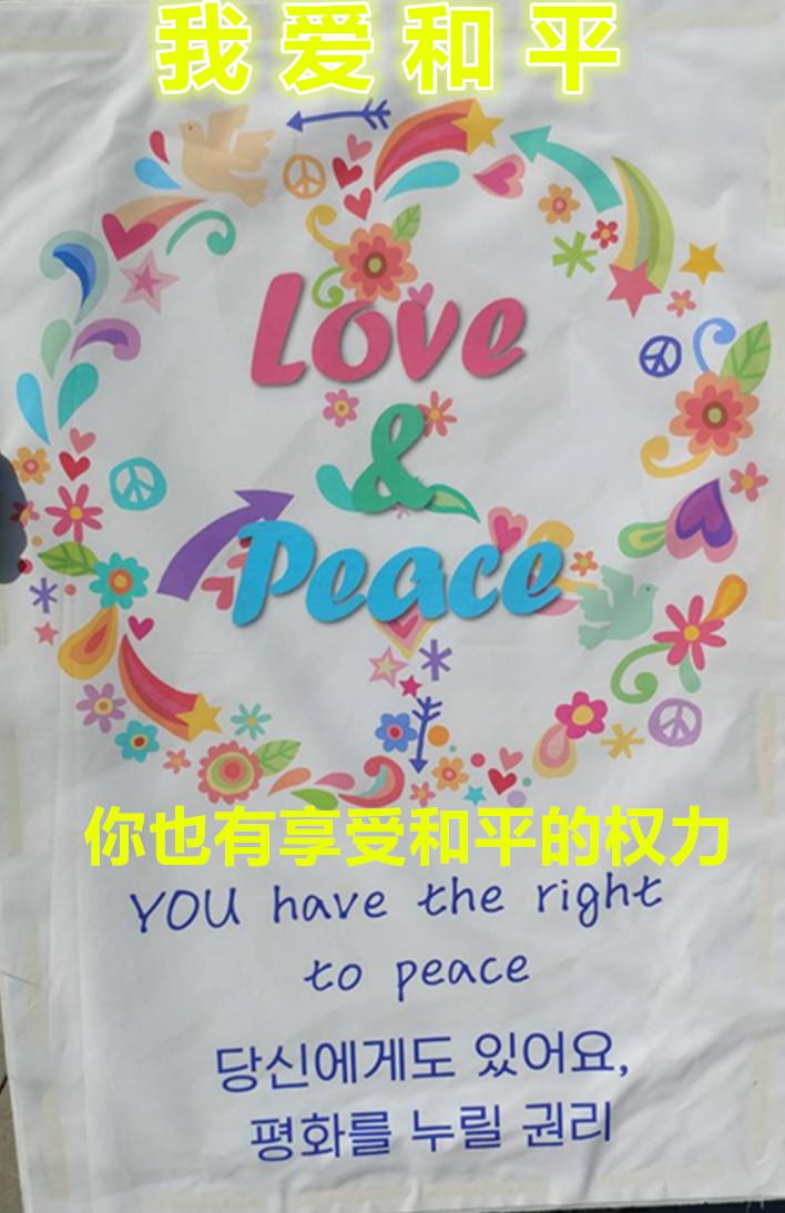 为了地球村战争终止世界和平worldpeace举办的万国会议