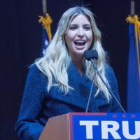 Ivanka Trump evokes the importance of women's involvement in peace