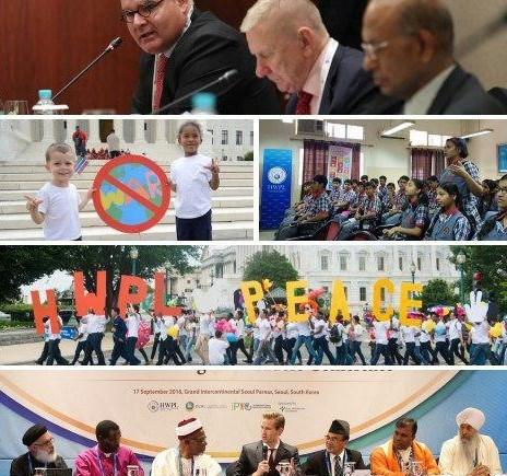 9月18日,世界和平万国会议,和平立法,HWPL,DPCW,LP,PEACE,YouTube现场直播,5周年_纪念庆典仪式,